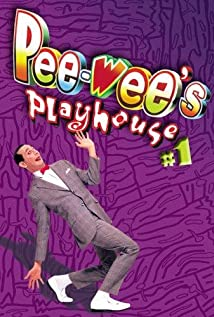 Pee-wee's Playhouse (1986) cover