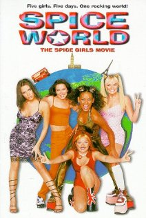 Spice World (1997) cover