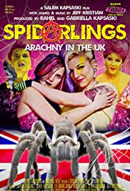 Spidarlings (2012) cover