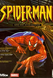 Spider-Man 2000 poster