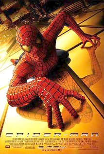 Spider-Man (2002) cover