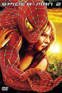 Spider-Man 2 (2004) cover