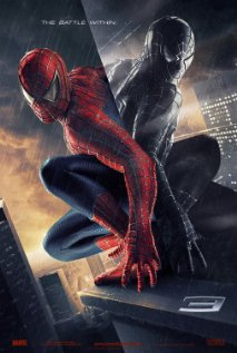 Spider-Man 3 (2007) cover