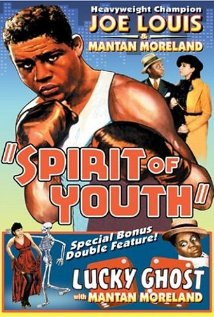 Spirit of Youth (1938) cover