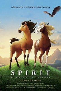 Spirit: Stallion of the Cimarron (2002) cover