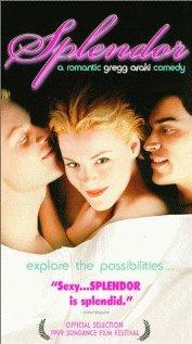 Splendor 1999 poster