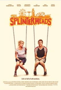 Splinterheads (2009) cover