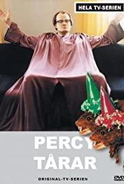 Percy tårar 1996 poster