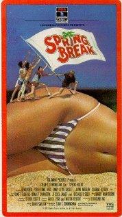 Spring Break 1983 poster