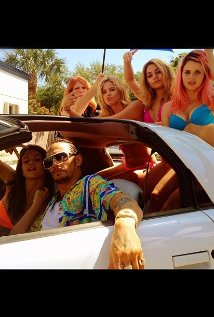 Spring Breakers (2012) cover