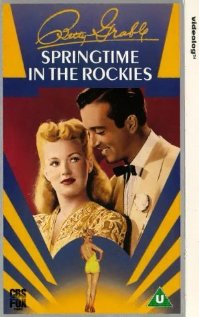 Springtime in the Rockies (1942) cover