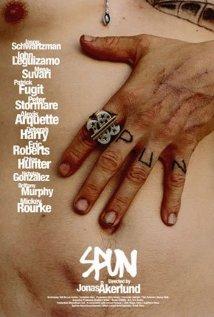 Spun (2002) cover