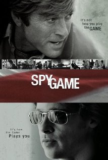 Spy Game (2001) cover