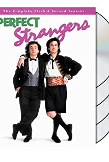 Perfect Strangers 1986 poster