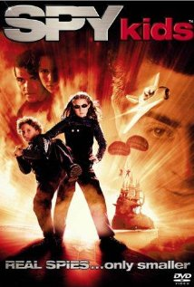 Spy Kids (2001) cover