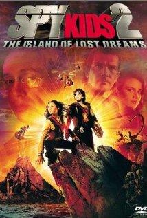 Spy Kids 2: Island of Lost Dreams (2002) cover