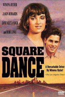 Square Dance 1987 poster