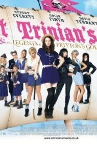St Trinian's 2: The Legend of Fritton's Gold 2009 poster