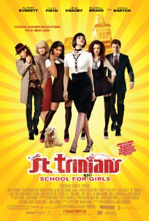 St. Trinian's (2007) cover