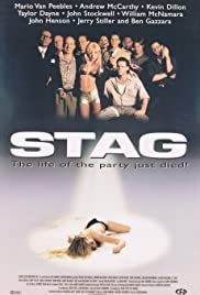 Stag (1997) cover
