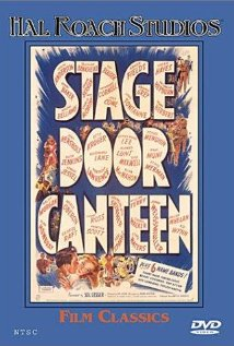 Stage Door Canteen (1943) cover