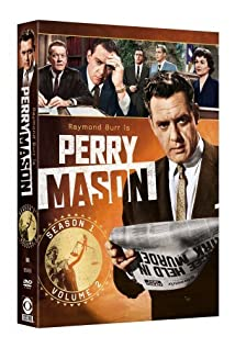 Perry Mason (1957) cover