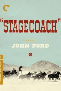Stagecoach (1939) cover