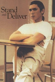 Stand and Deliver (1988) cover