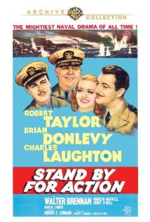 Stand by for Action 1942 poster