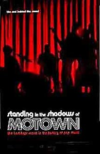Standing in the Shadows of Motown (2002) cover