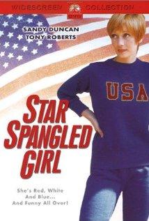 Star Spangled Girl (1971) cover
