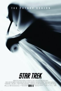 Star Trek (2009) cover