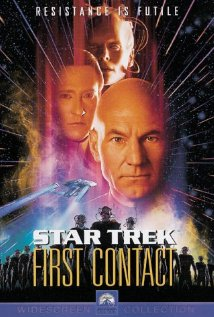 Star Trek: First Contact (1996) cover