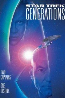Star Trek: Generations (1994) cover