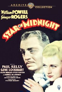 Star of Midnight (1935) cover