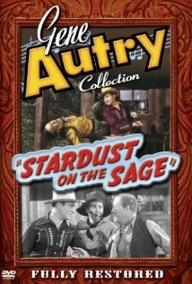 Stardust on the Sage 1942 poster