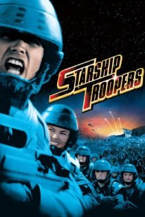 Starship Troopers (1997) cover
