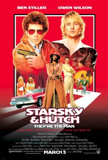 Starsky & Hutch (2004) cover