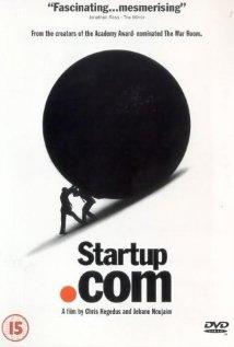 Startup.com (2001) cover