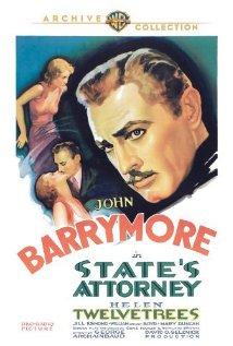 State's Attorney (1932) cover