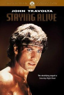 Staying Alive (1983) cover