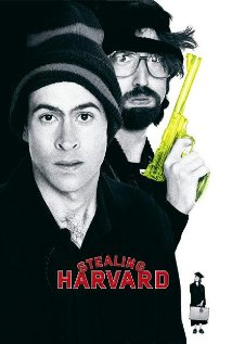 Stealing Harvard 2002 poster