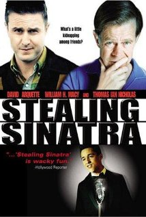 Stealing Sinatra (2003) cover