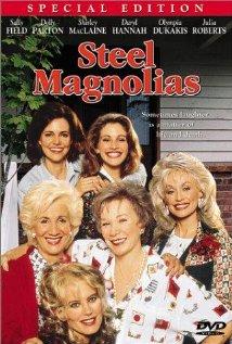 Steel Magnolias 1989 poster