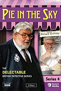 Pie in the Sky 1994 poster