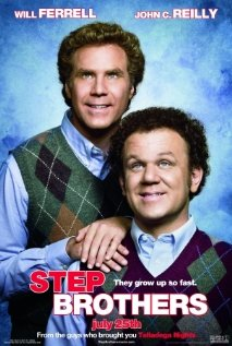 Step Brothers (2008) cover