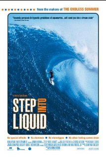 Step Into Liquid (2003) cover