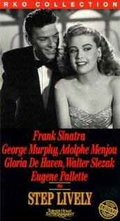 Step Lively (1944) cover