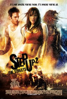 Step Up 2: The Streets (2008) cover