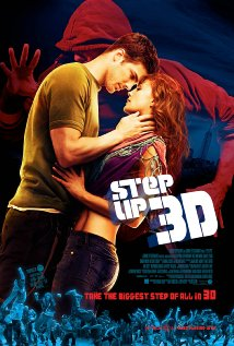 Step Up 3D (2010) cover
